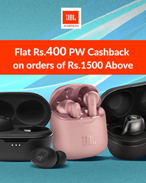 MONSOON DELIGHTS | Upto 80% Off On Headphones, Speakers & More + Coupons Worth Rs.300