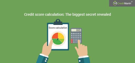 4 Important Factors that Make Up your Credit Score!