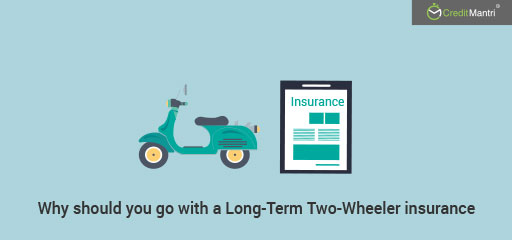 5 reasons to go for long term two-wheeler insurance policy