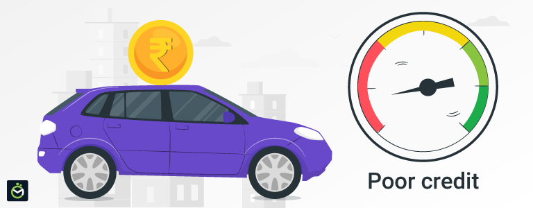 5 Tips to Get an Auto Loan with a Poor Credit Score