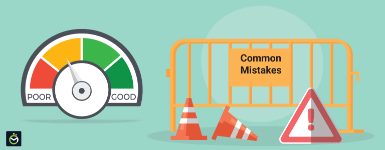 7 Big Mistakes That Damage Your Business Credit Score