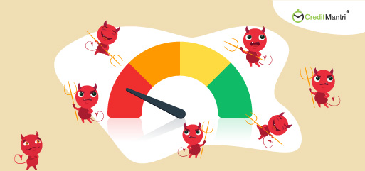 7 Sins That Could Threaten Your Credit Score