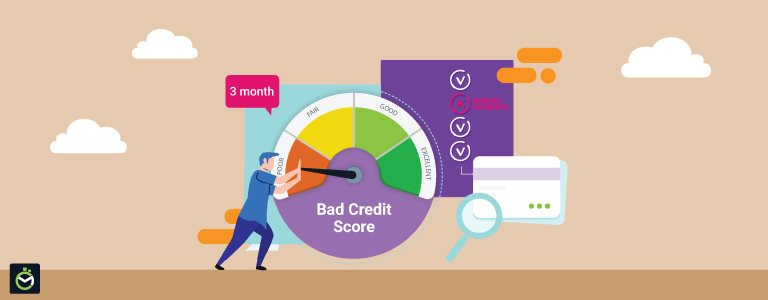 7 Ways A Bad Credit Score Can Negatively Affect You