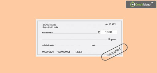 All You Need to Know About Cancelled Cheques