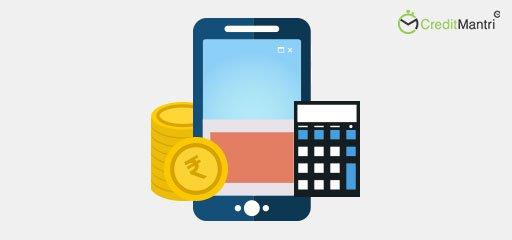 Bajaj Finance Mobile EMI Calculator