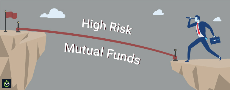 Best Performing High Risk Mutual Funds for 2020