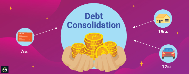 Debt Consolidation Loan - Apply for Debt Consolidation Loan Online | CreditMantri