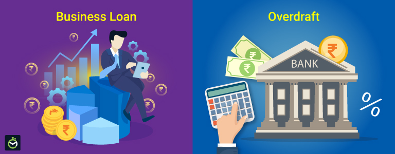 Business Loans vs. Overdraft? Which is the better option?