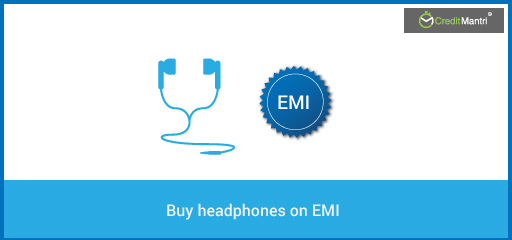 Buy headphones on EMI