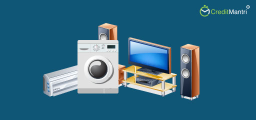 Buy Washing Machine, Air Conditioner and TV on EMI at Bajaj Finserv