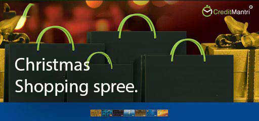 CitiBank Credit Card Christmas Offers