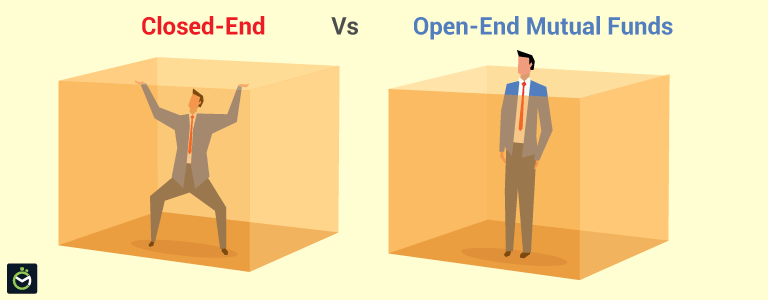 Closed-End Vs. Open-End Mutual Funds: What's the Difference?