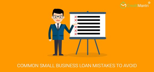Common Small Business Loan Mistakes to Avoid