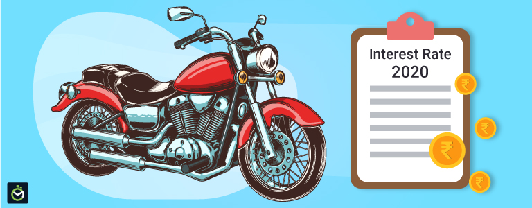 Comparison of Two Wheeler Loan Interest Rates (Updated for 2020)