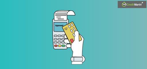 Credit Card with Fingerprint Reader