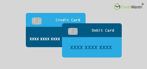 Debit Cards Vs Credit Cards