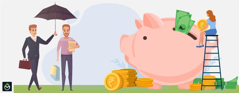 Endowment Plan – Insurance + Savings