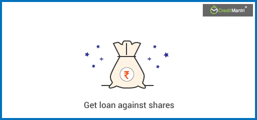 Get loan against shares
