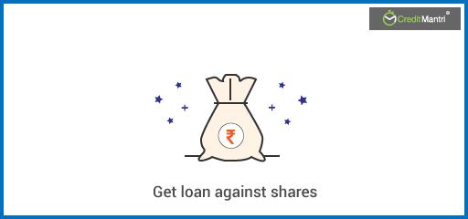 Get loan against shares
