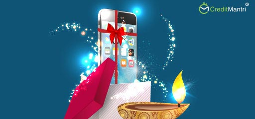 Gift yourself an iPhone this Diwali