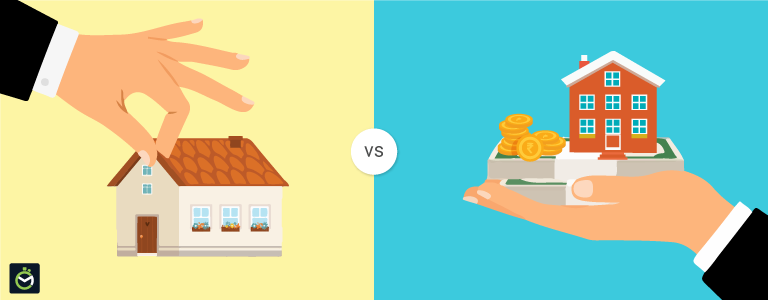 Home Loan vs Loan Against Property - Know the Differences