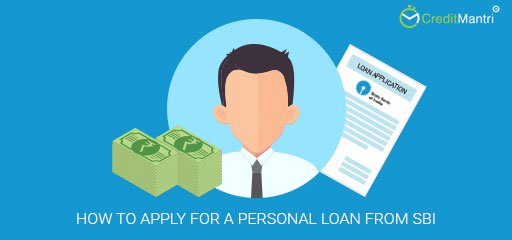How do I apply for a personal loan from SBI?