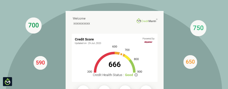How do I check my current credit score?