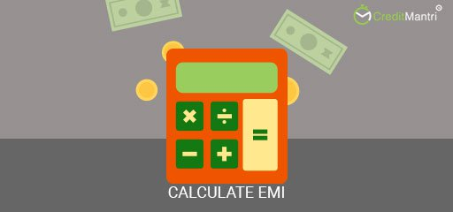 How to calculate EMI