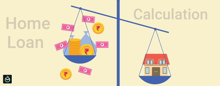 How To Calculate The Amortization Schedule Of Home Loans?