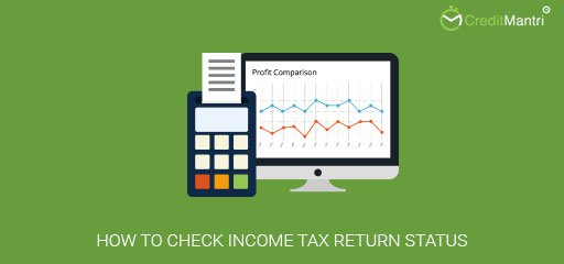 How to Check Income Tax Status