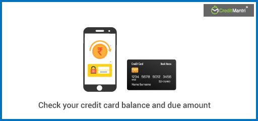 How to Check Your Credit Card Balance and Due Amount