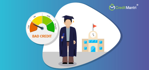 How to Get an Education Loan with Bad Credit?