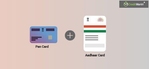 How to Link Aadhaar Card with the PAN Card