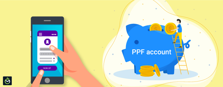 How to renew/extend a PPF account on maturity?