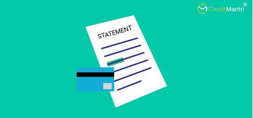 ICICI Bank Credit Card Statement