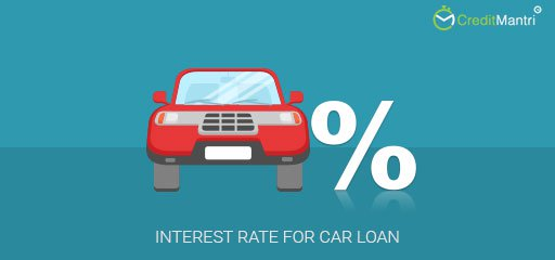 Interest rate for car loan