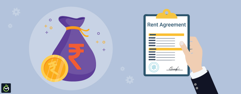 Loan against Rent Agreement