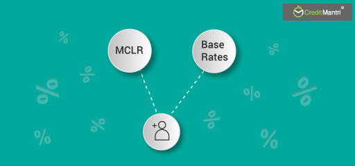 MCLR vs Base Rates