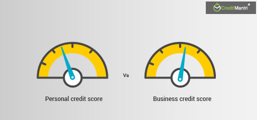 Personal Credit Score vs Business Credit Score