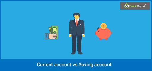 Savings Account Vs Current Account