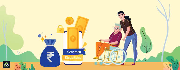 Schemes for Persons with Disabilities