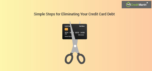 Simple Steps for Avoiding or Eliminating Your Credit Card Debt