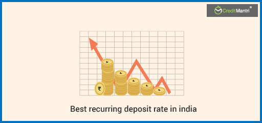 Top 5 Recurring Deposit Scheme in India