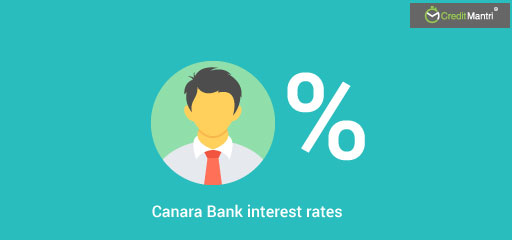 What are Canara Bank Interest Rates?