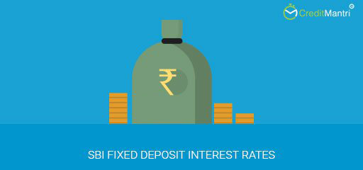 What are SBI fixed deposit interest rates?