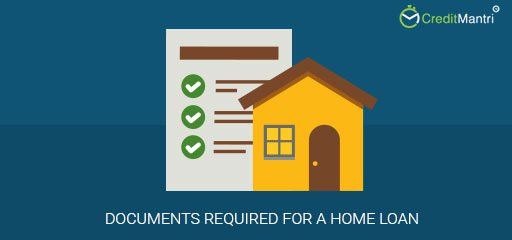 What are the documents required for a Home loan
