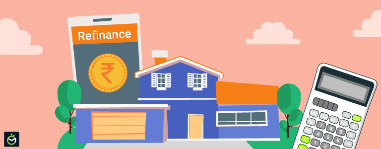 What is a home loan refinance calculator & how to use it?