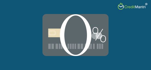 What is a Zero Percent Credit Card?