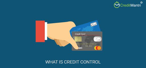 What is Credit Control?