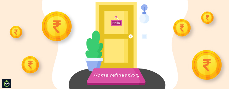 What is home refinancing?